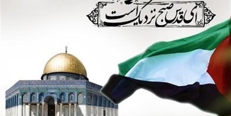 مطالبه آزادی قدس و فلسطین از ذهن مردم خارج نمیشود