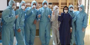درمان رایگان معتادان و کارتنخوابهای مبتلا به کرونا در بیمارستان شهدای گمنام
