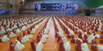 کمک مؤمنانه  توزیع ۳۶۰۰ بسته معیشتی در مشگین شهر