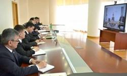 دورنمای تعاملات محور دیدار مقامات ترکمن و روس