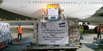 المیادین: دولت فلسطین کمکهای پزشکی امارات را رد کرد
