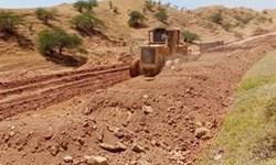 عملیات اجرایی چهار خطه کردن جاده شوشتر- مسجد سلیمان آغاز شد