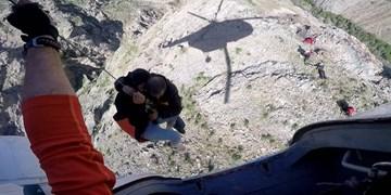 نجات جان ۵ کوهنورد گمشده در دماوند