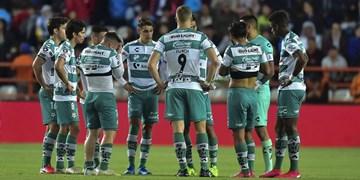 8 بازیکن تیم لاگونا مکزیک کرونایی شدند