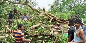 تصاویر | دستکم 84 نفر قربانی طوفان «امفان» در شرق هند شدند