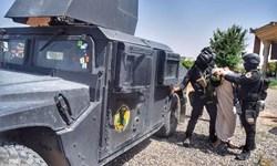 عراق یک باند داعش را که آماده عملیات تروریستی بود منهدم کرد
