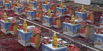توزیع ۱۰ هزار بسته معیشتی در قالب رزمایش کمک مومنانه در بروجرد