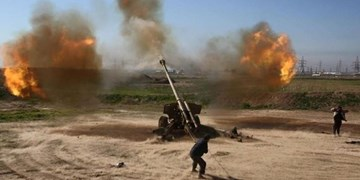 4 عملیات الحشد الشعبی برای پاکسازی کامل مناطقی از عراق در نزدیکی مرز با ایران