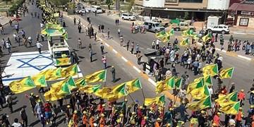 راهپیمایی روزجهانی قدس در بغداد و برخی استانهای عراق