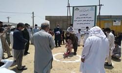 آغاز عملیات اجرایی احداث ۳۲ خانه امید روستایی در چابهار