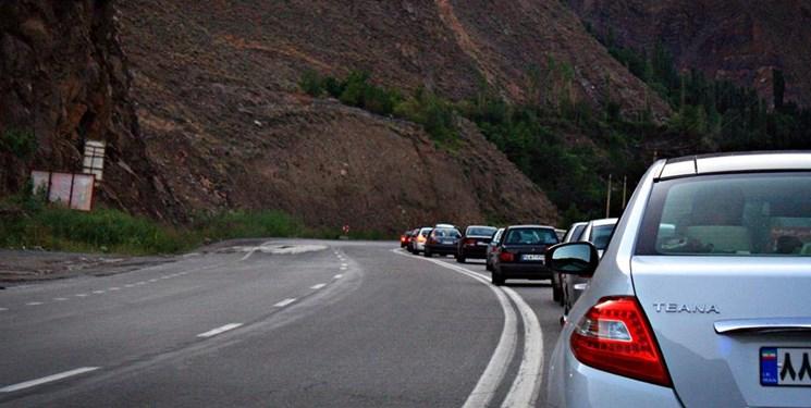 افزایش تصادفات در جادههای فرعی و روستایی همدان