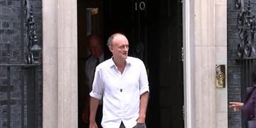 احزاب مخالف دولت بریتانیا استعفای مشاور ارشد جانسون را خواستار شدند