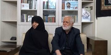 پای حرف دل پدرو مادر شهید پاشاپور: خودمان هم اصغر را نشناختیم/ پدر شهید: داوطلبم به سوریه بروم