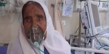 بانوی 107 ساله شازندی کرونا را شکست داد