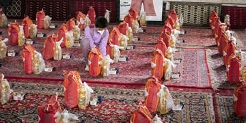 ۱۷ هزار بسته معیشتی در دامغان توزیع شد