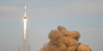 موشک «سایوز-2» با موفقیت ماهواره نظامی روسیه را در مدار زمین قرار داد