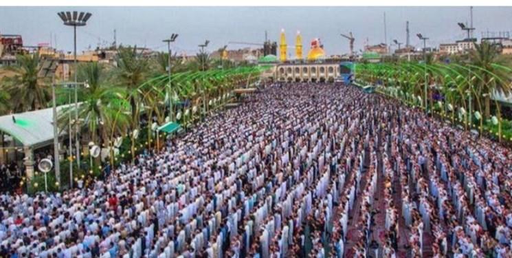نماز عید فطر امسال در بینالحرمین برپا نمیشود