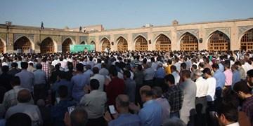 نماز عید فطر با رعایت پروتکل های بهداشتی در مساجد برگزار میشود