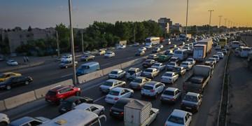 ترافیک سنگین و پرحجم در ورودیهای شرقی پایتخت