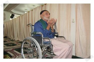 اقامه نماز عید فطر با رعایت پروتکل بهداشتی در دهدشت