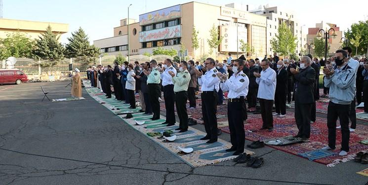 نماز عید فطر در زنجان