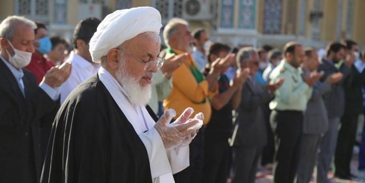 نماز عید سعید فطر در یزد