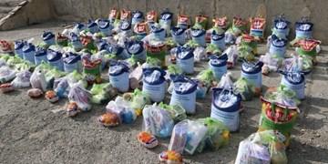 توزیع 80 سبد غذایی بین مردم نیازمند «بشاگرد»