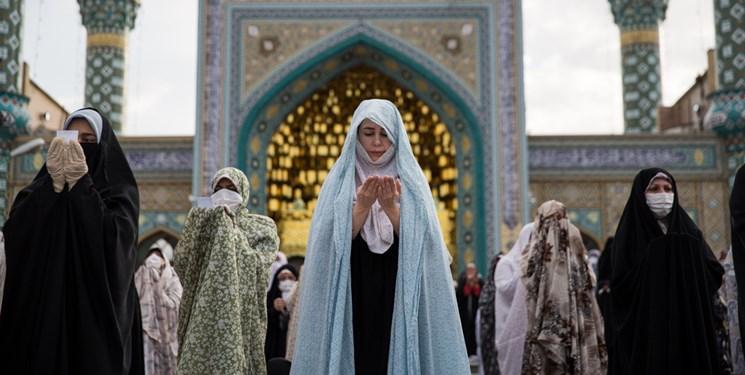 نماز عید سعید فطر در مساجد و مصلیهای کشور برگزار میشود