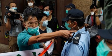 تداوم دخالت انگلیس در امور داخلی هنگ کنگ