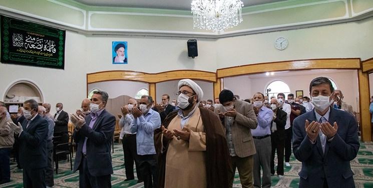 برگزاری نماز عید فطر در مساجد ارومیه