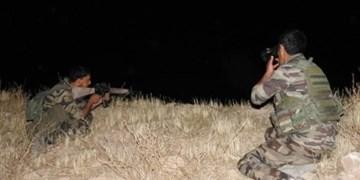 الحشدالشعبی نفوذ عناصر داعش به غرب سامراء را ناکام گذاشت