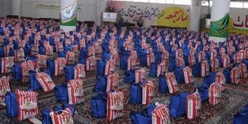 توزیع ۵ هزار بسته معیشتی توسط سپاه حضرت روح الله(ره) در فاز دوم رزمایش کمک مؤمنانه