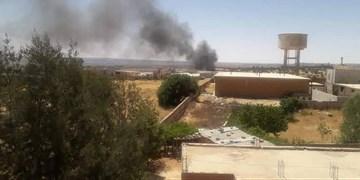 لیبی | حمله موشکی نیروهای حفتر به فرودگاه طرابلس