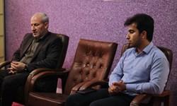مطالبات مردم ایلام را پیگیری خواهیم کرد/ بازدید نماینده مردم از دفتر خبرگزاری فارس ایلام