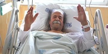 آخرین وضعیت «محمدعلی کشاورز» در بیمارستان/ وضعیت سلامتی پایدار است