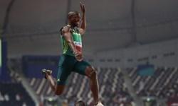 جریمه مدال آور المپیک به دلیل نقض قوانین در دوران قرنطینه