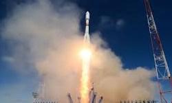 ماهواره مرموز روسیه به مدار زمین رفت