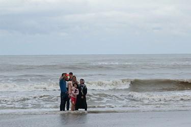 مسافران شمال کنار سواحل