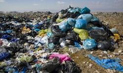 زبالههای شهری چوار پس از جمع آوری به سایت« هر دراز» منتقل میشوند