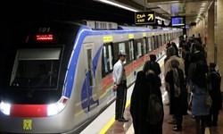 سرویسدهی مترو در روزهای ۱۴ و 15 خرداد همانند روزهای تعطیل است