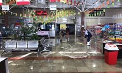 ضدعفونی و نظافت 245 میدان و بازار میوه و ترهبار پایتخت