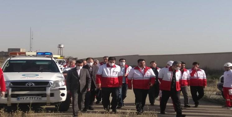 زلزله استانهای همدان و قزوین را به حالت آمادهباش درآورد/ اعزام یک تیم واکنش سریع به منطقه