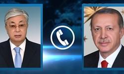 گفتوگوی رؤسای جمهور قزاقستان و ترکیه؛ توسعه روابط در دستور کار