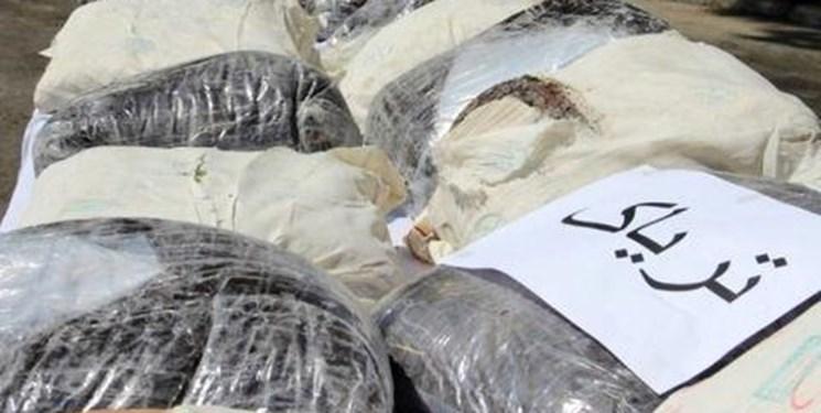 کشف ۴.۳ تن مواد مخدر در سمنان/ ۱۵ شبکه حرفهای قاچاق متلاشی شد