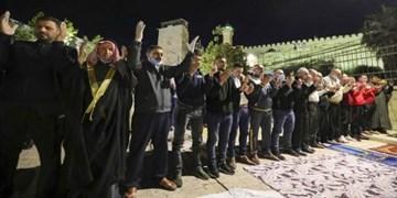 ممانعت رژیم صهیونیستی از ورود نمازگزاران فلسطینی به مسجد ابراهیمی (ع)