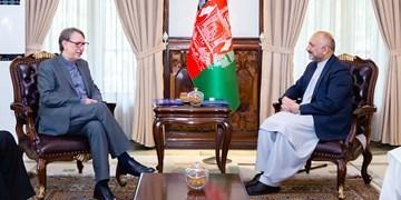 حادثه هریرود؛ محور دیدار معاون ظریف با سرپرست وزارت خارجه افغانستان