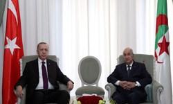 توافق روسای جمهور ترکیه و الجزائر برای ایجاد آتشبس فوری در لیبی