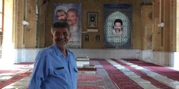 مردی که آرزوی دیدار «شهید بهشتی» را داشت به بهشت رفت+عکس