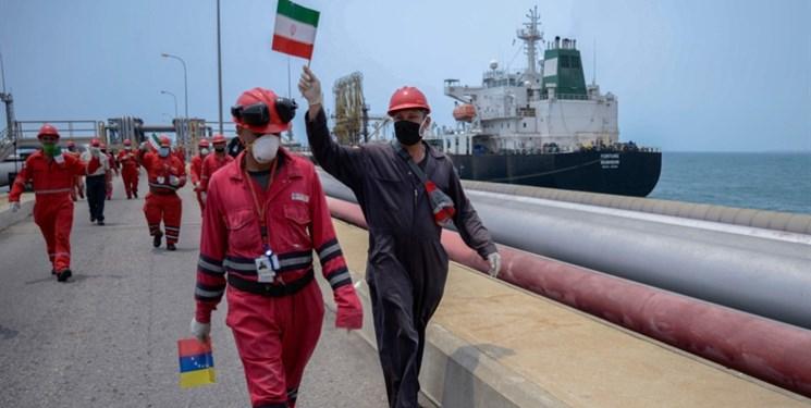 آمریکا خواستار خودداری دولتها و شرکتها از کمک به نفتکشهای ایران شد