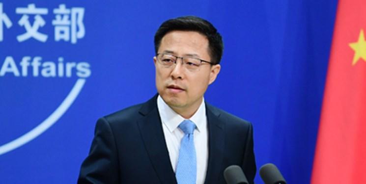 چین: آمریکا حقی برای بازگرداندن تحریمهای بینالمللی علیه ایران ندارد